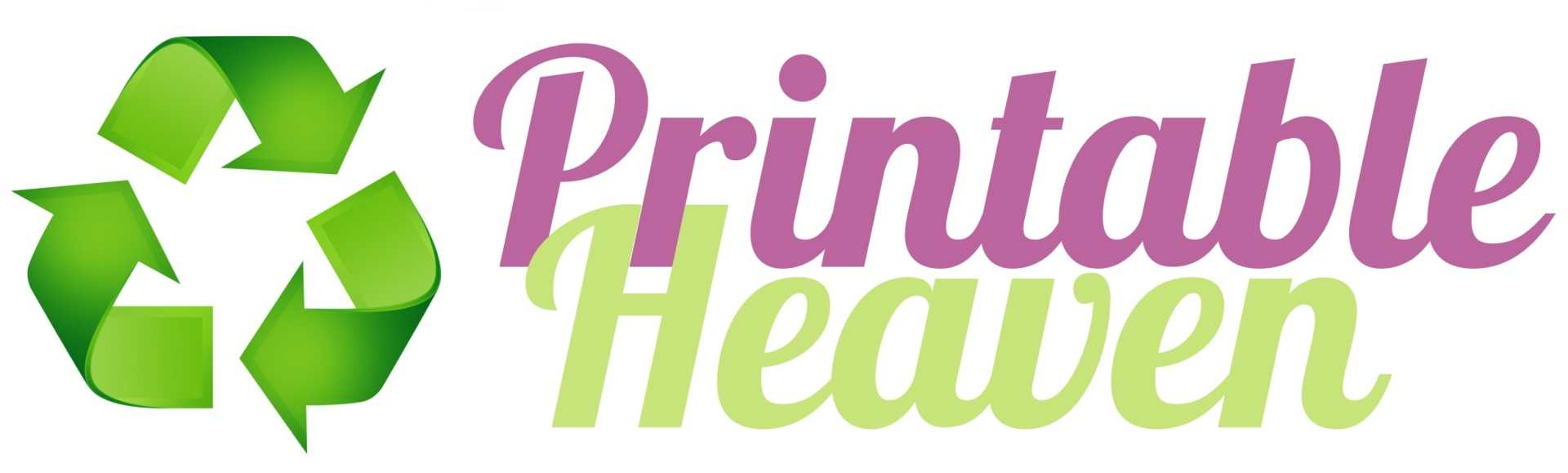 Printable Heaven & the Environment