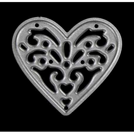 Printable Heaven die - Small Filigree Heart (1pc)