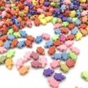 Pastel Turtle Beads (100pcs)