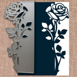 Printable Heaven die - Rose Edger (1pc)