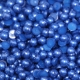 4mm Half-pearls - Royal Blue (500 pack)