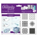 A6 Clear Stamp Set (12pcs) - Moroccan Tiles (DCE 907141)