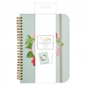 A5 Notebook - Graphic Florals (NOT 101113)