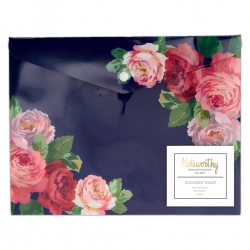 Document Wallet - Graphic Florals (NOT 245107)