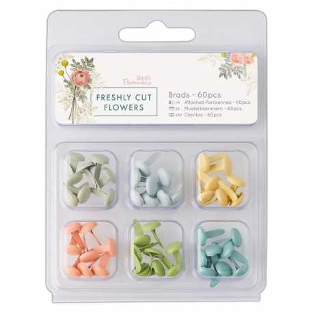 Brads (60pcs) - Freshly Cut Flowers (PMA 353216)