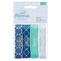 Ribbon (4 x 1m) - Moroccan Blue (PMA 367148)