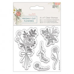 4 x 4 Clear Stamp - Freshly Cut Flowers, Posy (PMA 907266)