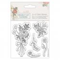 4 x 4 Clear Stamp - Freshly Cut Flowers, Posy (PMA 907266)