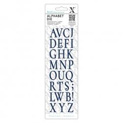Alphabet dies - Vintage (XCU 503391)