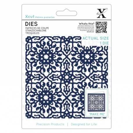 Die (1pc) - Large Moroccan Tile (XCU 504091)