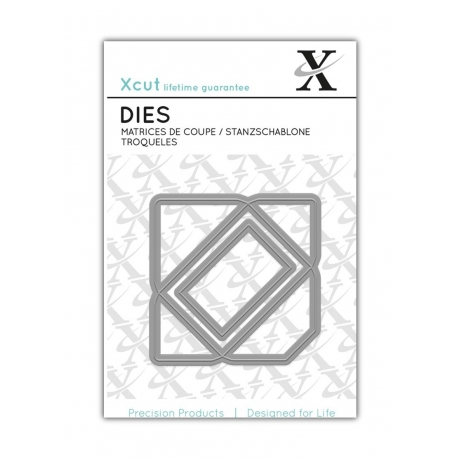 Mini Die (2pcs) - Envelope (XCU DCM 004)