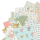 A4 Ultimate Die-cut & Paper Pack (48pk) - Freshly Cut Flowers