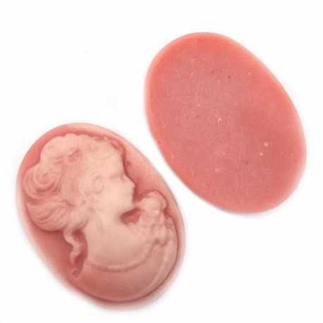 Pink Lady Cameos (10pk)