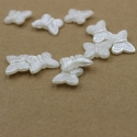 Pearl Butterfly Beads (24pcs)