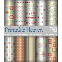 Download - Digital Paper Pad - Christmas - Modern Traditional