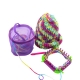 Yarn & String Organiser - Purple