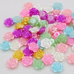 Pearl Roses, Multi (50 pack)