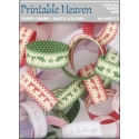 Download - Digital Paper Pad - Paper Chains - Santa's Sleigh