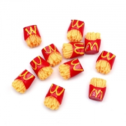 Mini Resin Fries (10pcs)