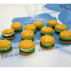 Mini Resin Burgers (10pcs)
