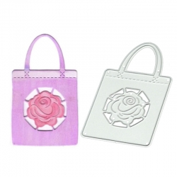 Printable Heaven die - Flower Tote (1pc)