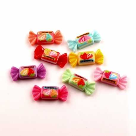 Mini Resin Sweets (10pcs)