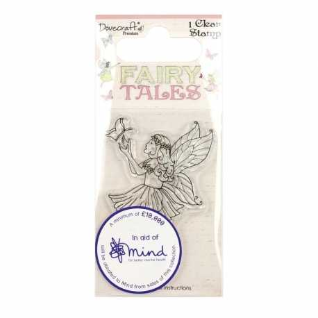 Dovecraft Fairy Tales Collection Clear Stamp (DCSTP179)