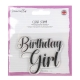 Dovecraft Birthday Girl Clear Stamp (DCSTP110)
