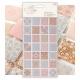 Adhesive Tiles (56pcs) - Moroccan Haze (PMA 174597)