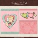 Download - Printable Cards - Pastel Valentines