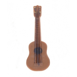 Mini 1/12 scale Guitar (1pc)