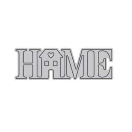 Printable Heaven die - Home (1pc)