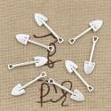 Metal Charms - Spades (16)