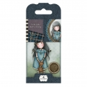 Collectable Rubber Stamp - Gorjuss No. 4, Forget-me-Not (GOR 907304)