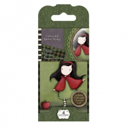 Collectable Rubber Stamp - Gorjuss No. 14, Little Red (GOR