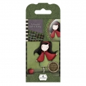 Collectable Rubber Stamp - Gorjuss No. 14, Little Red (GOR 907314)