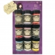 Fabric Paints (9pcs) - Santoro (GOR 550100)