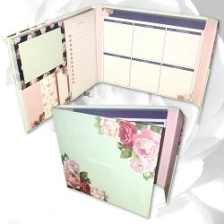 Organiser - Graphic Florals (NOT 101119)