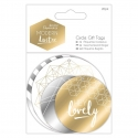 Circle Gift Tags (20pk) - Modern Lustre (PMA 174322)