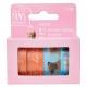 Decorative Tape (4pcs) - Paws for Thought (PMA 462102)