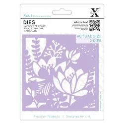 Dies (2pcs) - Lilies (XCU 503119)