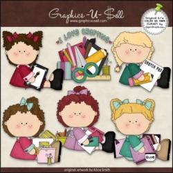 Download - Clip Art - I Love Crafting