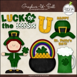 Download - Clip Art - St Patricks Day