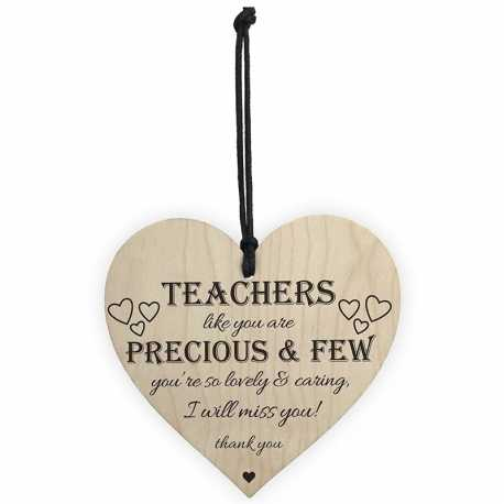 Wooden sign - Teachers Like You (1pc)