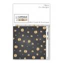 Mini Cards & Envelopes - Elements Metallics (PMA DCM 094)