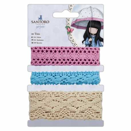 1m Trims (3pcs) - Gorjuss (GOR 358330)