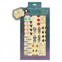 Charm Embellishment Kit (64pcs) - Gorjuss (GOR 356000)