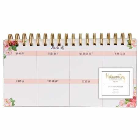 Desk Organiser - Graphic Florals (NOT 101121)