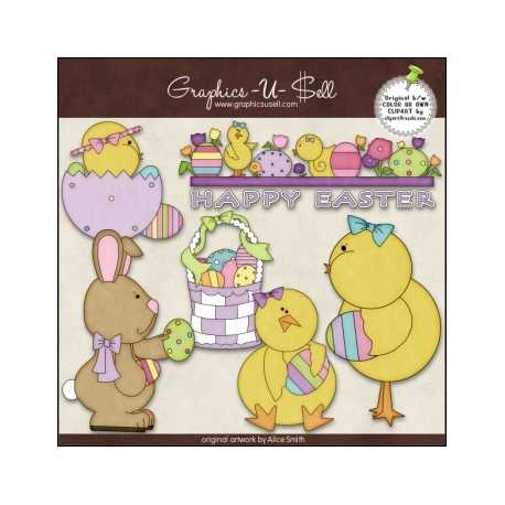 Download - Clip Art - Easter Is Here