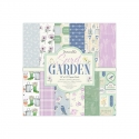 Dovecraft Secret Garden - 12x12 Paper Pack (DCPAP140)
